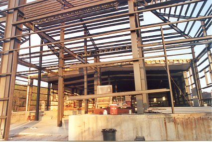 Couture Construction performed structural analysis, demolition, disposal and negotiations in addition to the construction